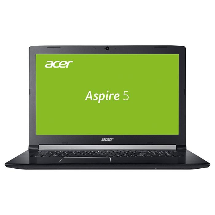 Ноутбук ACER Aspire 5 A517-51G Obsidian Black (NX.GVQEU.008)