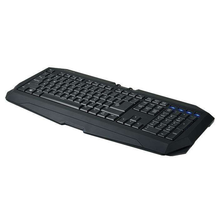 Клавiатура GIGABYTE Force K7 USB Black