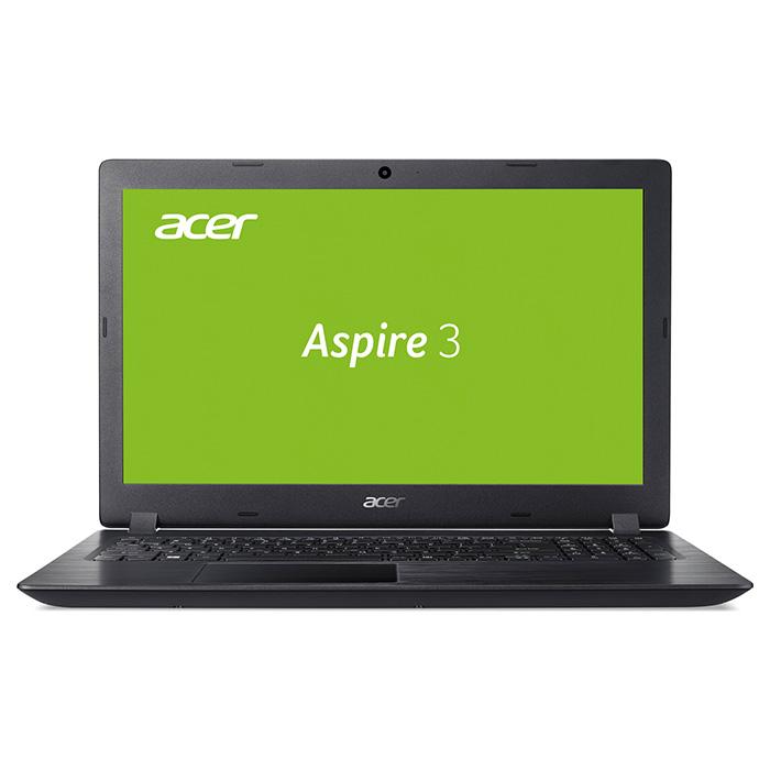 Ноутбук ACER Aspire 3 A315-51-38XK Obsidian Black (NX.GNPEU.065)