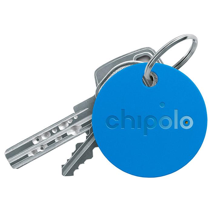 Брелок поисковый CHIPOLO Classic Blue (CH-M45S-BE-R)