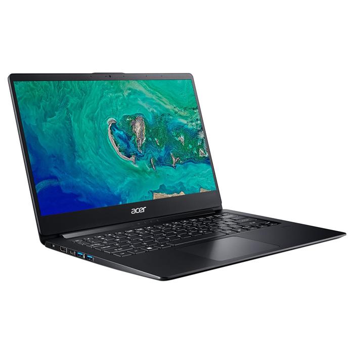 Ноутбук ACER Swift 1 SF114-32-P23E Obsidian Black (NX.H1YEU.012)