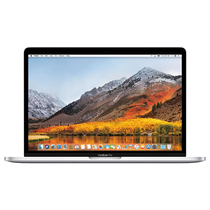 "Ноутбук APPLE A1989 MacBook Pro 13"" Touch Bar Silver (MR9V2UA/A)"