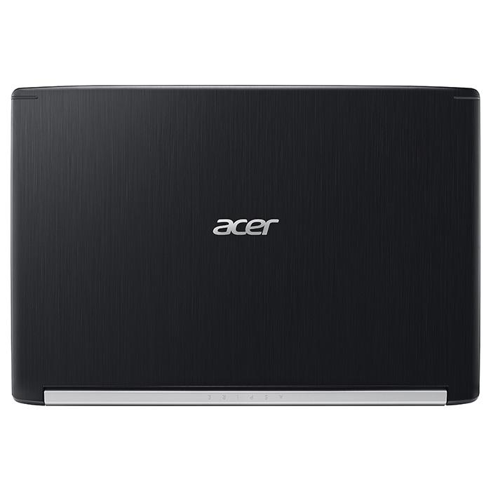 Ноутбук ACER Aspire 7 A715-72G-72QH Obsidian Black (NH.GXCEU.047)