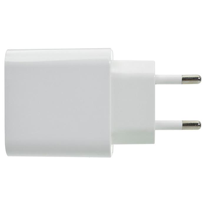 Зарядное устройство XIAOMI Mi Adaptor EU White (MDY-08-EO-WT)