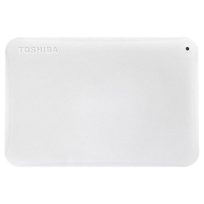 Портативный жёсткий диск TOSHIBA Canvio Ready 2TB USB3.0 White (HDTP220EW3CA)