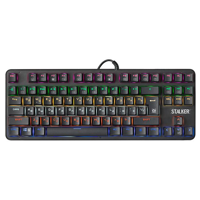 Клавіатура DEFENDER Stalker GK-170L (45170)