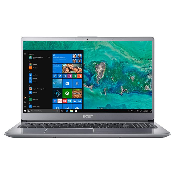 Ноутбук ACER Swift 3 SF315-52-30GF Sparkly Silver (NX.GZ9EU.016)
