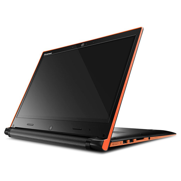Ультрабук LENOVO IdeaPad Flex 14 Black/Orange (59-392165)
