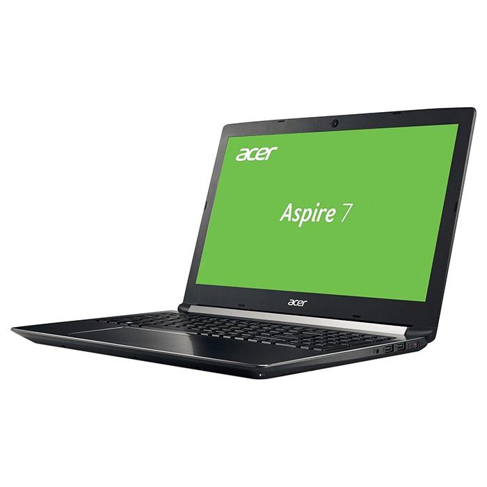 Ноутбук ACER Aspire 7 A715-72G-513X Obsidian Black (NH.GXBEU.010)