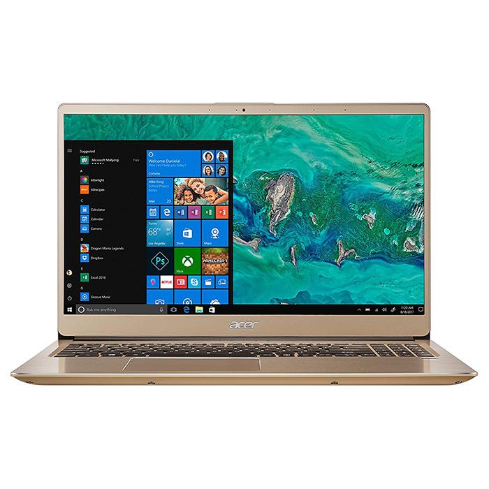 Ноутбук ACER Swift 3 SF315-52-5989 Luxury Gold (NX.GZBEU.027)
