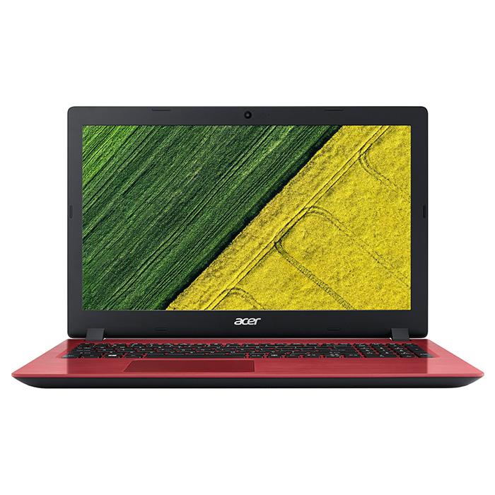 Ноутбук ACER Aspire 3 A315-32-P1Y2 Oxidant Red (NX.GW5EU.004)
