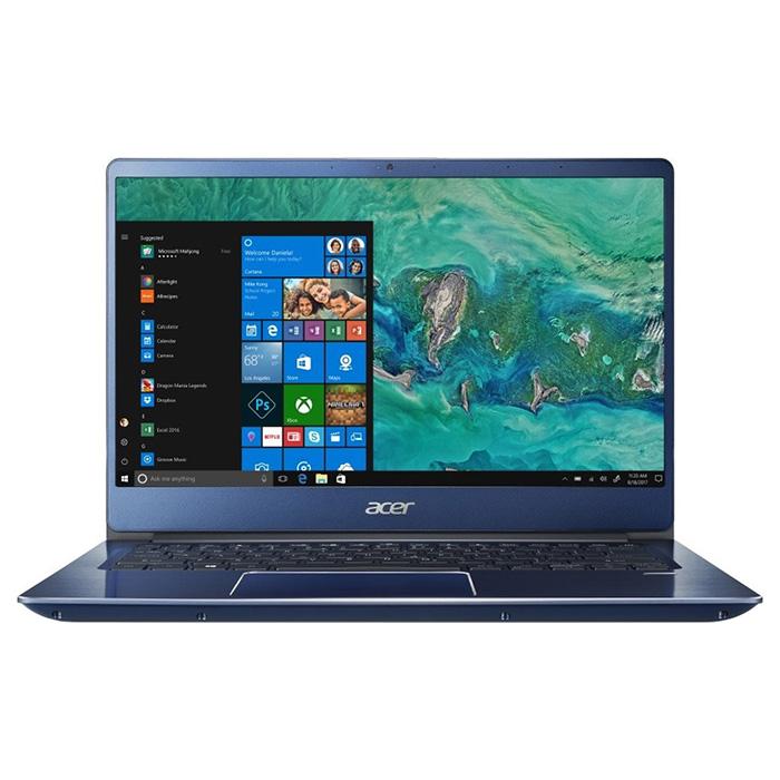 Ноутбук ACER Swift 3 SF314-54-592G Stellar Blue (NX.GYGEU.029)