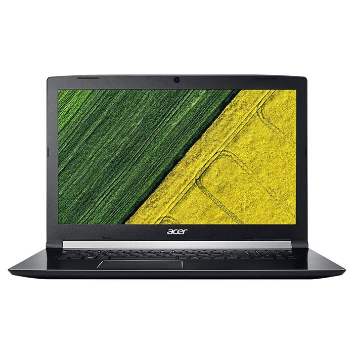 Ноутбук ACER Aspire 7 A717-72G-5755 Obsidian Black (NH.GXDEU.032)