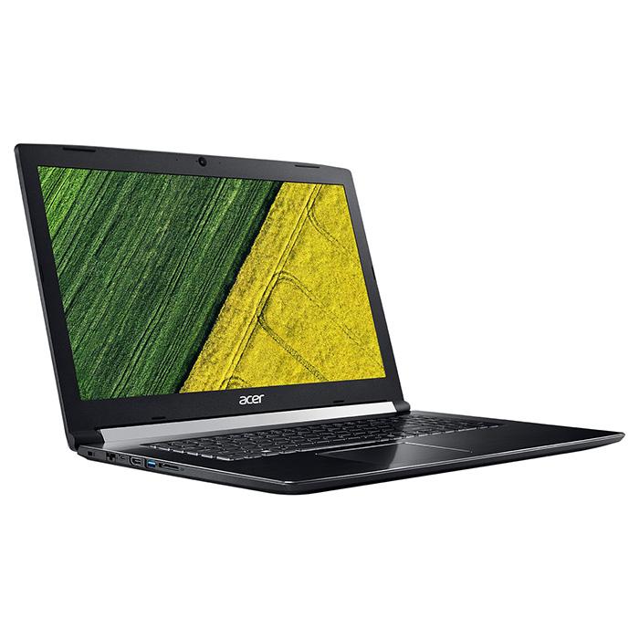Ноутбук ACER Aspire 7 A717-72G-59E8 Obsidian Black (NH.GXDEU.030)