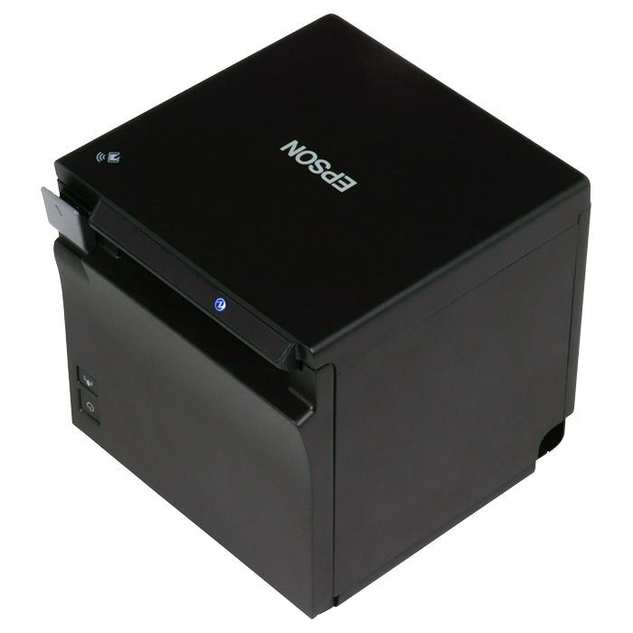 Принтер чеків EPSON TM-m30 Black LAN (C31CE95122)