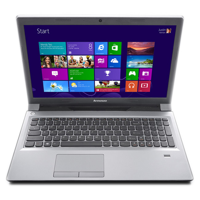 Ноутбук LENOVO IdeaPad M5400 Silver (59402547)