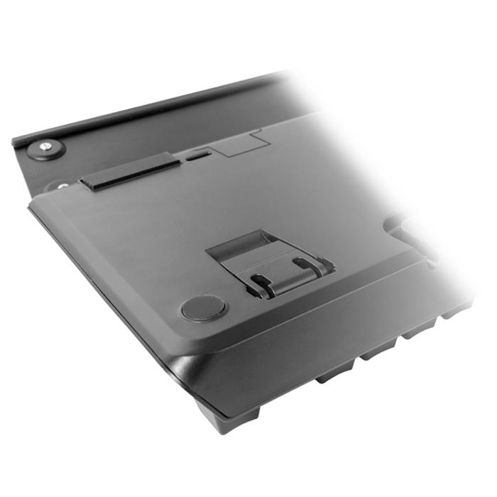 Клавіатура HATOR Earthquake RU (Black Switch) (HTK-703)