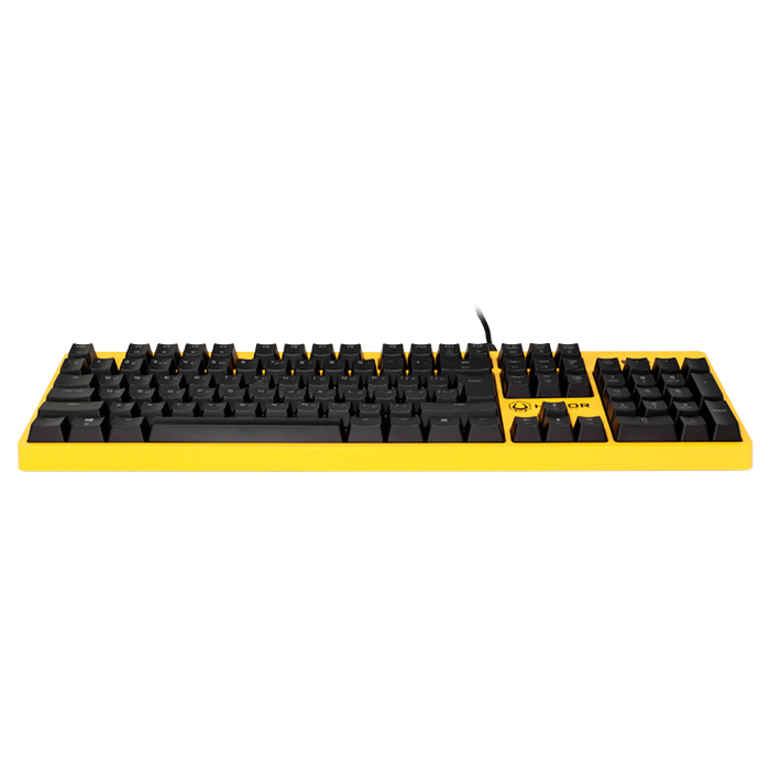Клавіатура HATOR Rockfall RU Red Switch Yellow (HTK-603)