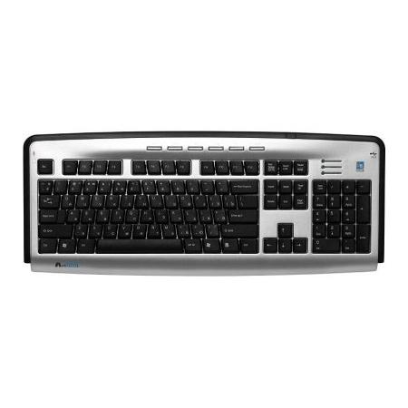 Клавіатура A4TECH KLS-23MU (KLS-23 MU PS/2 SL/BK~EOL)