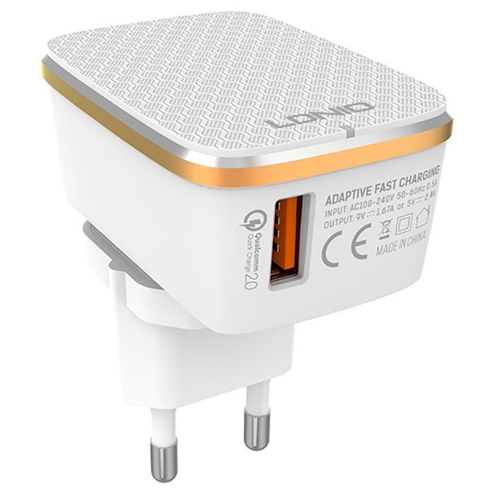 Зарядное устройство LDNIO A1204Q