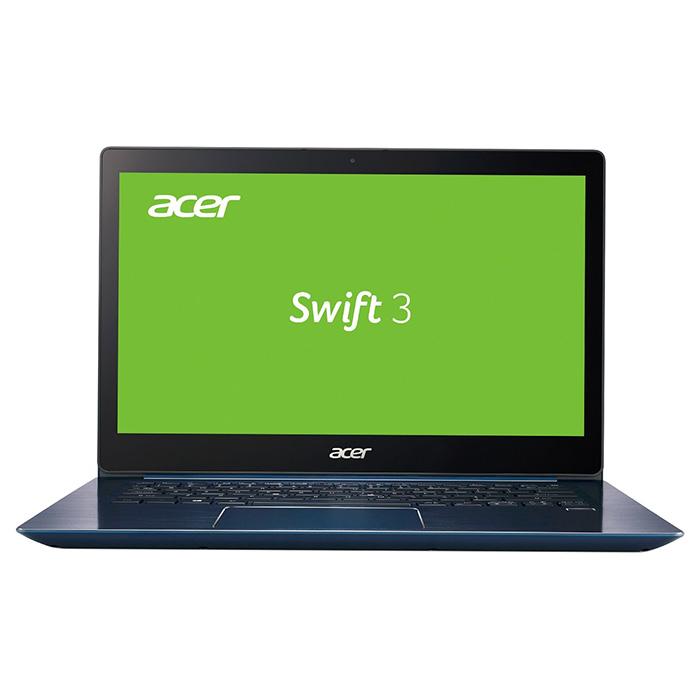 Ноутбук ACER Swift 3 SF314-52G-3738 Stellar Blue (NX.GQWEU.009)