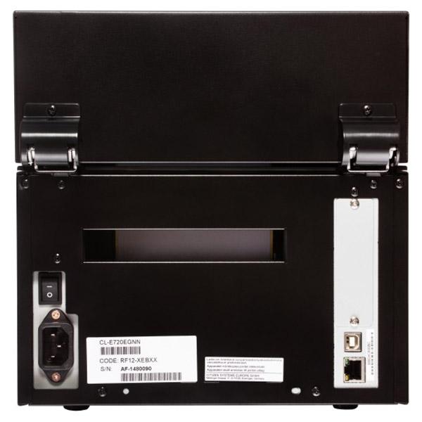 Принтер етикеток CITIZEN CL-E720 USB/COM/LPT/LAN/Wi-Fi (1000853)