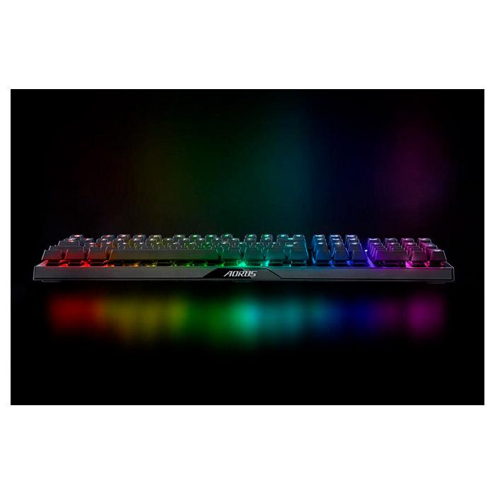 Клавіатура AORUS K9 Optical Waterproof RGB Lightning