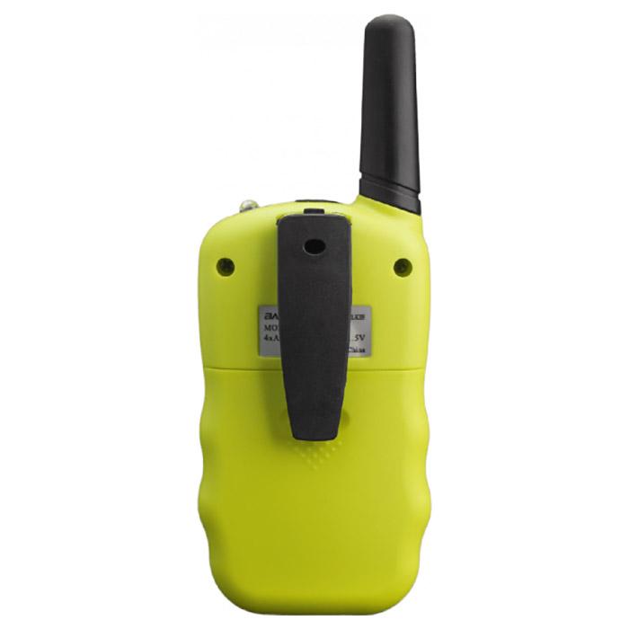 Набор раций BAOFENG MiNi BF-T2 Yellow 2-pack