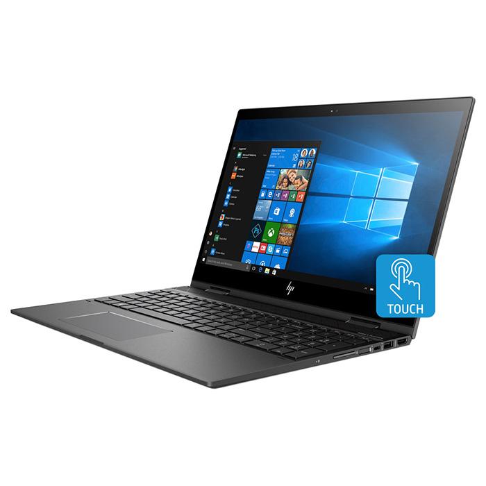 Ноутбук HP Envy x360 15-cn0032ur Dark Ash Silver (4TU18EA)