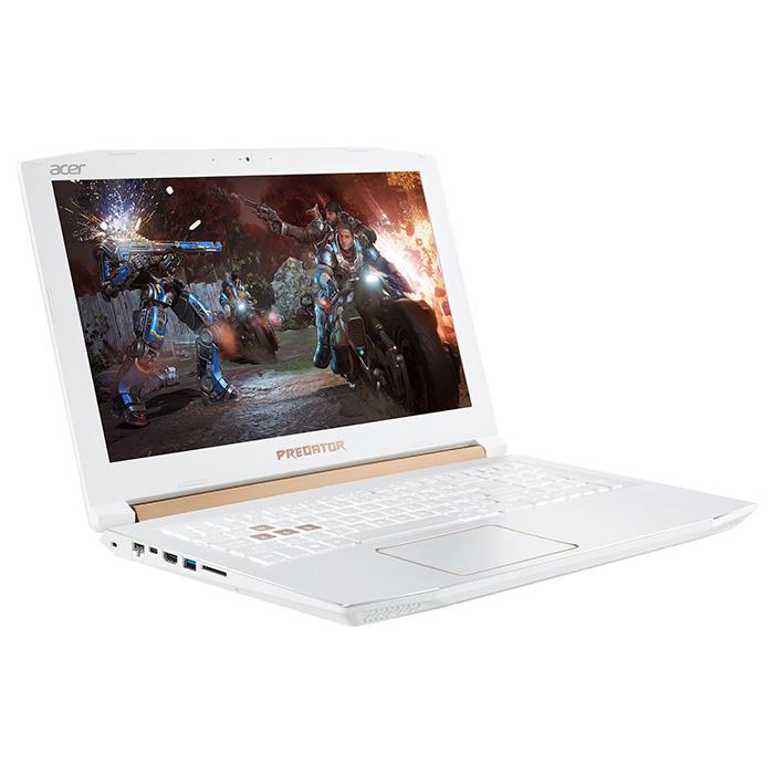 Ноутбук ACER Predator Helios 300 PH315-51-776L Pearl White (NH.Q4HEU.006)