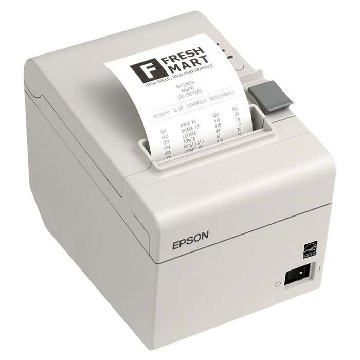 Принтер для печати чеков EPSON TM-T20