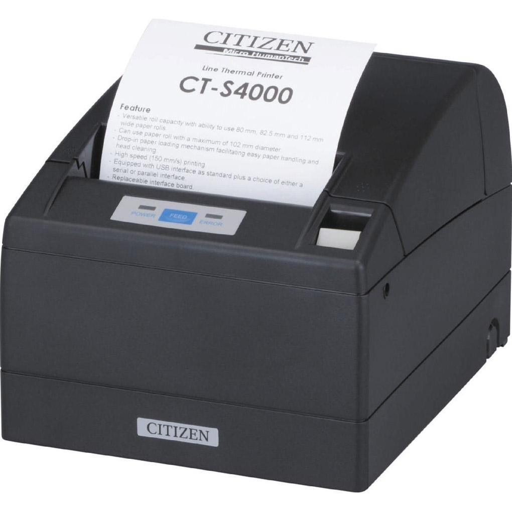 Принтер чеків CITIZEN CT-S4000 Black USB (CTS4000USBBK)