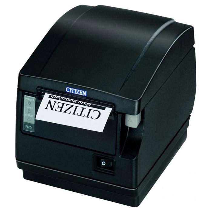 Принтер чеків CITIZEN CT-S651II Black