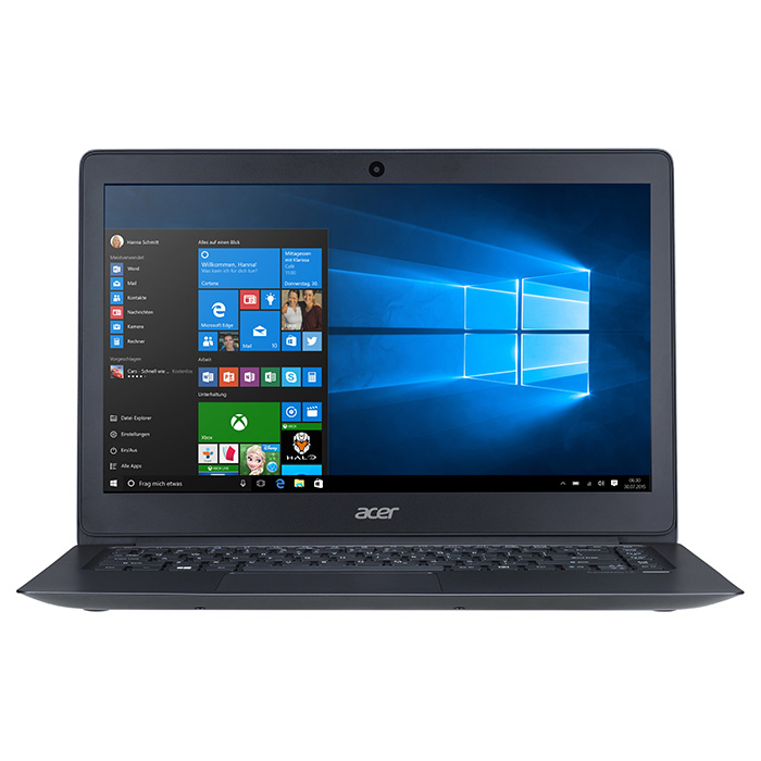 Ноутбук ACER TravelMate X3 X349-G2-M-52GZ Steel Gray (NX.VEEEU.030)