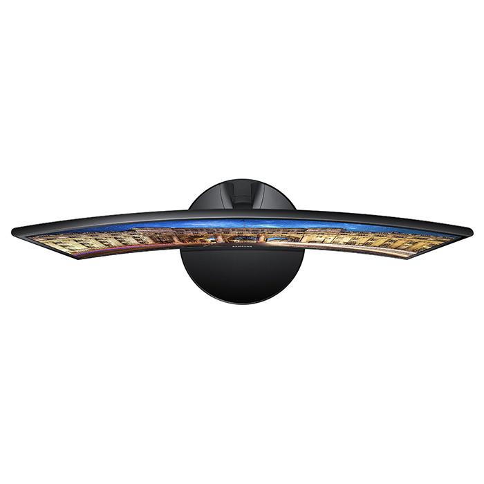 Монітор SAMSUNG C27F390F/Уцінка (LC27F390FHIXCI)