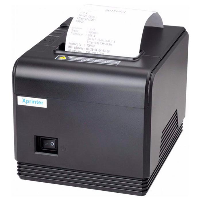 Принтер чеків XPRINTER XP-Q800 USB/COM/LAN
