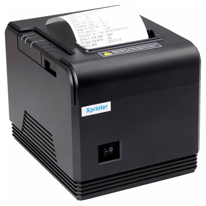 Принтер чеків XPRINTER XP-Q80I USB/COM