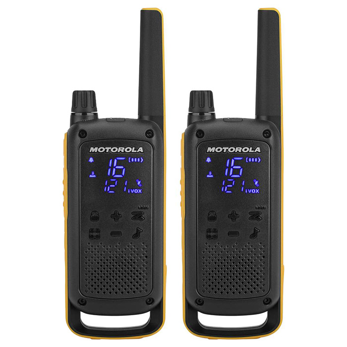 Набор раций MOTOROLA Talkabout T82 Extreme RSM 2-pack