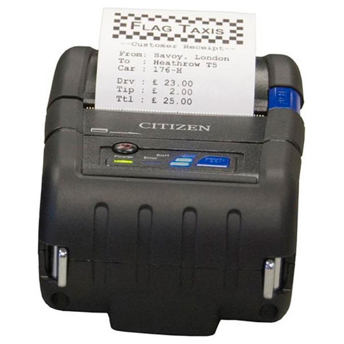 Принтер чеків CITIZEN CMP-20 Black USB/COM (1000821)