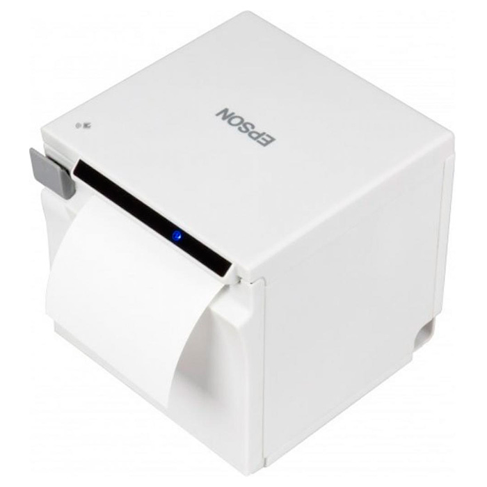 Принтер чеків EPSON TM-m30 White LAN (C31CE95121)