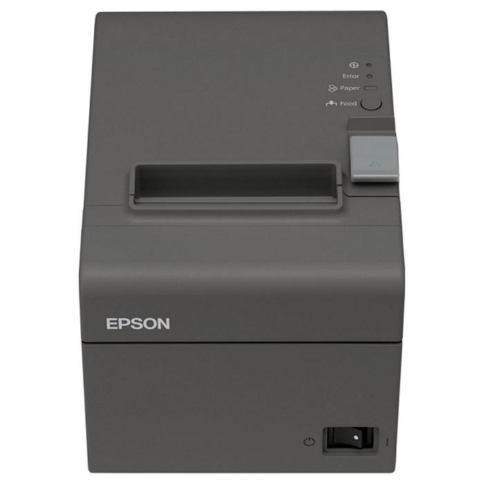 Принтер чеків EPSON TM-T20II Gray USB/COM (C31CD52002)