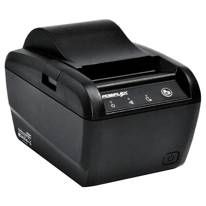 Принтер чеків POSIFLEX Aura-6900 Black USB/LPT (AURA-6900P-B)