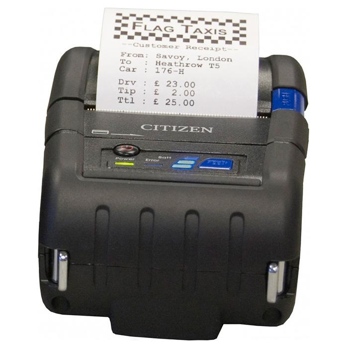 Принтер чеків CITIZEN CMP-20II Black USB/COM/Wi-Fi (CMP20IIWUXCX)
