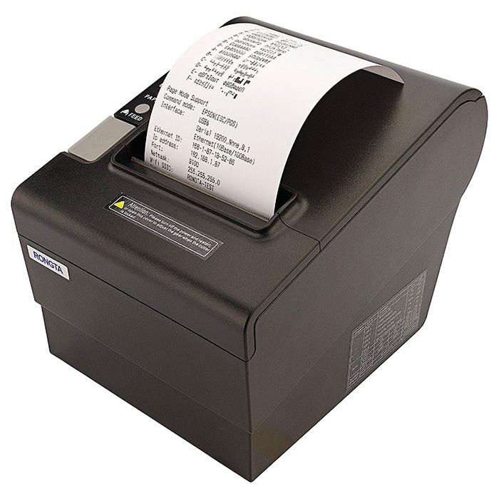 Принтер чеків RONGTA RP80USE USB/COM/LAN