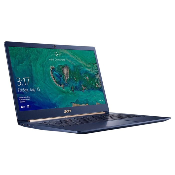 Ноутбук ACER Swift 5 SF514-52T-89GL Charcoal Blue (NX.GTMEU.032)