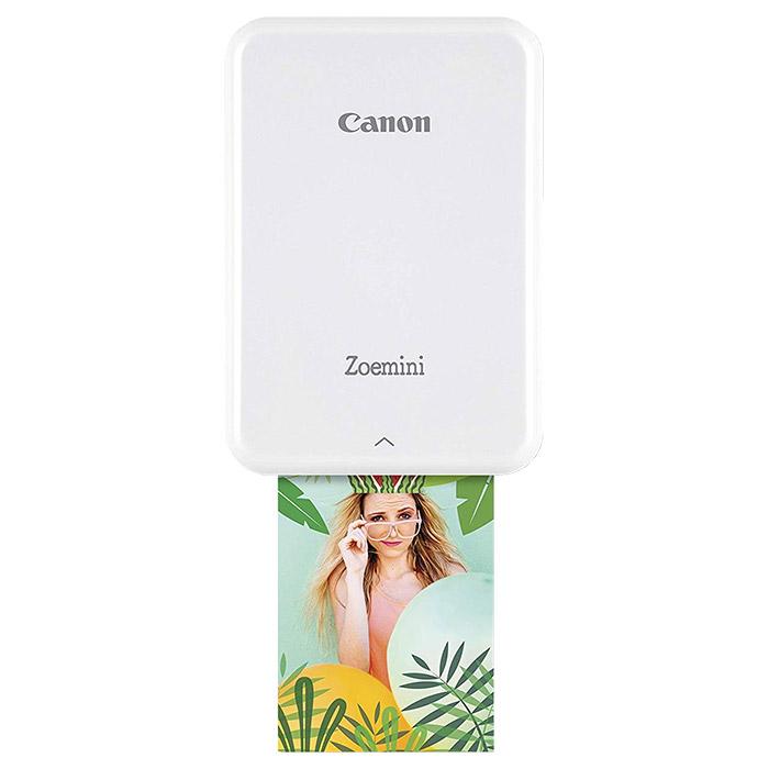 Мобільний фотопринтер CANON Zoemini PV123 White