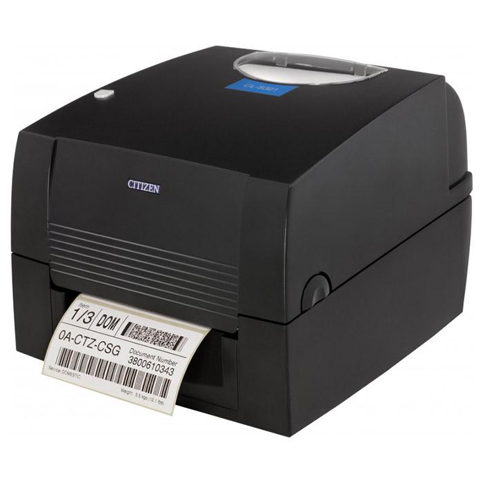 Принтер етикеток CITIZEN CL-S321 USB/COM/LAN