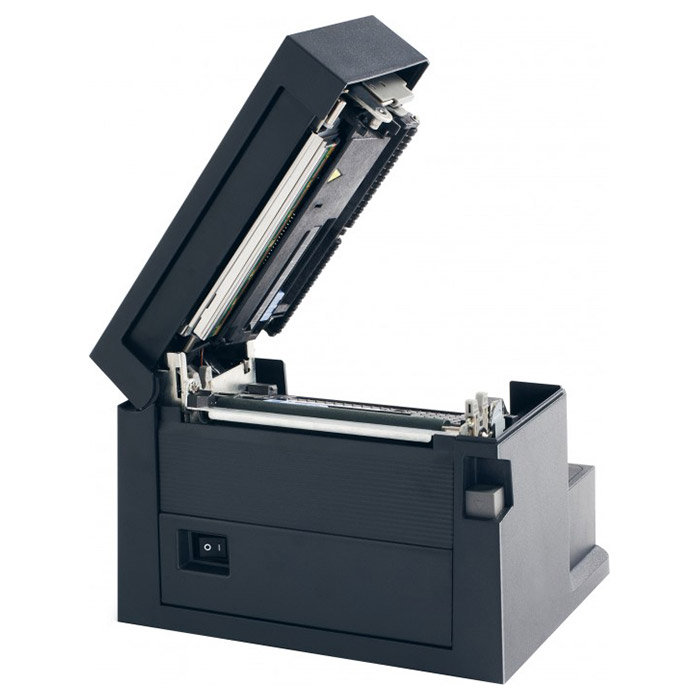 Принтер етикеток CITIZEN CL-S400DT (USB, RS-232)