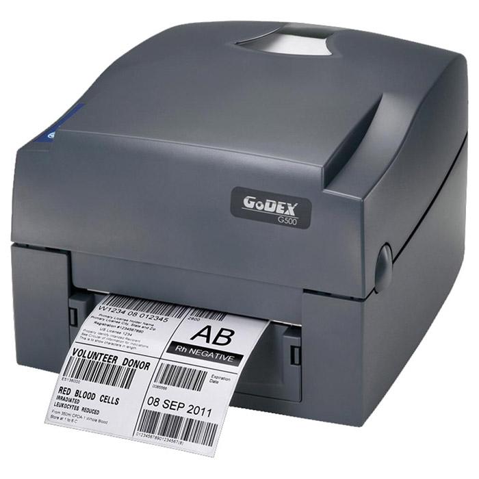 Принтер етикеток GODEX G500 USB/COM/LAN