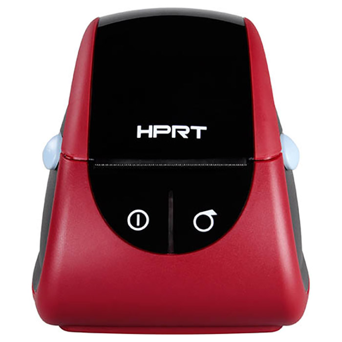 Принтер етикеток HPRT LPQ58 Red/Black